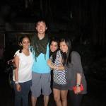 Avanti & Shivani...for never failing to take care of me whenever I'm in Mumbai. 07/16/11.