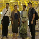 May and Jim...for being the best, most genuine, and most hospitable hosts we could ever stumble upon when arriving in Myanmar. Thank you for your constant prayers that safeguarded us throughout our travels. 07/29/11.