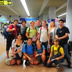 My fellow travelers of Young Pioneers Tour...for surviving 4 unforgettable days in North Korea with me. 08/08/11.