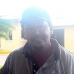 Sir Moses...for teaching us English Creole, telling us about your amazing father, being a Harlem native, and making our drive to Belize International airport quite a memorable one. 11/28/11.