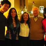 Natasha and your grandparents...for taking us in from the rain when we arrived in Geneva, Switzerland. Thank you for letting us share our stories from Iran even though you had not been back since the 1979 Revolution. We hope you will one day be allowed to return to your homeland and in turn share with us your impressions. Thank you for making us feel like part of your family, even for those 2 short hours. 04/15/12.