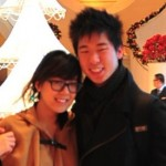 Vicky Wu, my friend from high school...for seeing me for the first time in 6 years, as well as having lunch with me and showing me around the IFC (especially after getting her wisdom teeth removed the day before!). 12/19/10