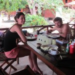 Martin and Rozenn...for teaching me how to play YAMS! and sharing some blissfully relaxed days in Ko Pha Ngan.  08/12/15. -steph
