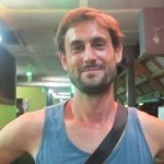 Olivier...for wandering around 19th Street in Yangon with Steph and letting her practice her French. 07/27/11.